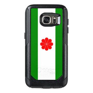 台湾独立運動のSamsungのオッターボックスの場合の旗 オッターボックスSamsung Galaxy S7ケース
