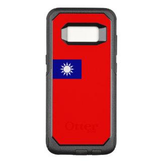 台湾(ROC) Samsungのオッターボックスの場合の旗 オッターボックスコミューターSamsung Galaxy S8 ケース