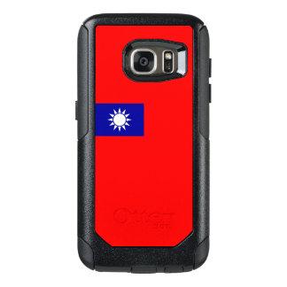 台湾(ROC) Samsungのオッターボックスの場合の旗 オッターボックスSamsung Galaxy S7ケース