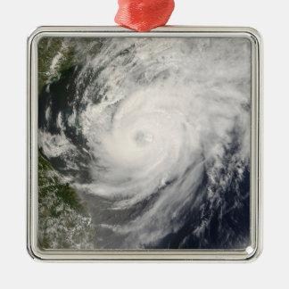 台風のNeoguriの接近の中国 メタルオーナメント