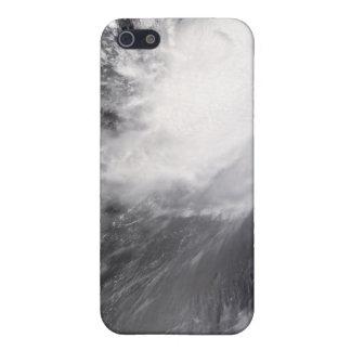 台風のNuriの接近の中国 iPhone 5 Case