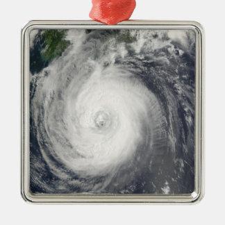台風Chaba メタルオーナメント