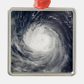 台風Talim メタルオーナメント