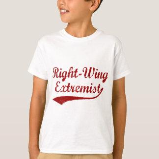 右翼極端家 Tシャツ