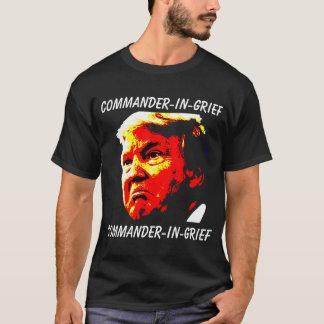 司令官悲しみ Tシャツ