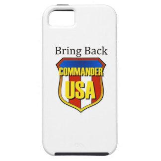 司令官米国を連れ帰って下さい iPhone SE/5/5s ケース
