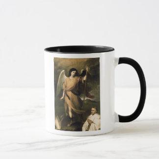 司教とのDomonte大天使Raphael マグカップ