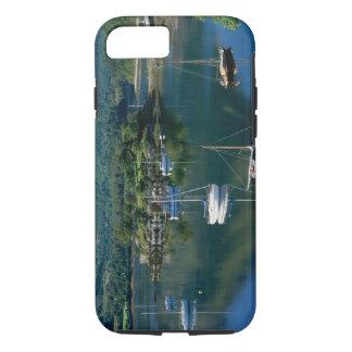 司教湾、湖Leven、Ballachullish、 iPhone 8/7ケース
