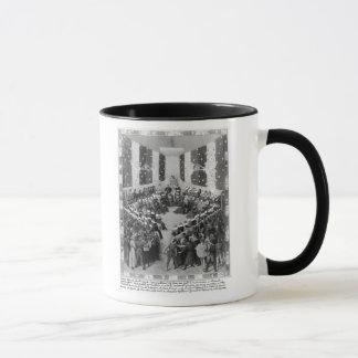 司法裁判所 マグカップ