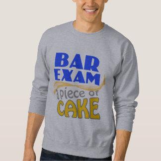 司法試験-簡単な仕事 スウェットシャツ
