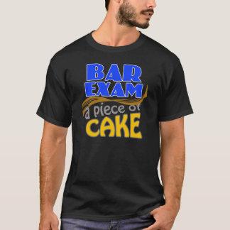 司法試験-簡単な仕事 Tシャツ