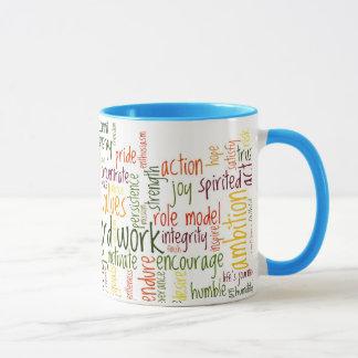 各一見のやる気を起こさせるな単語#2の確実 マグカップ