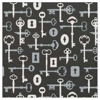 合い鍵およびロック ファブリック