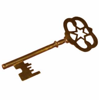 合い鍵の磁石 写真彫刻マグネット