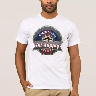 合われたロゴ Tシャツ