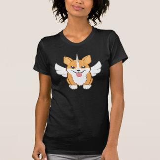 合われた女性のTシャツの成功Unipegi™ Tシャツ