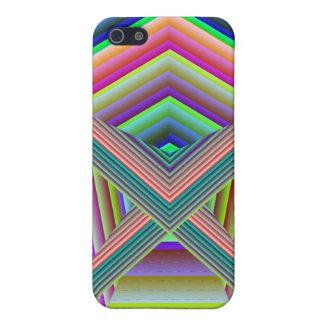 合われた4デジタル虹の井戸 iPhone 5 ケース