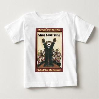 合唱ディレクターののためのChildワイシャツ ベビーTシャツ