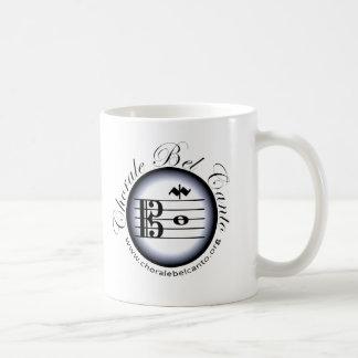 合唱曲のマグ コーヒーマグカップ