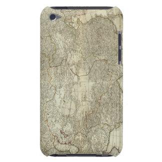 合成のアジアのd'Anvilleに従う島 Case-Mate iPod Touch ケース
