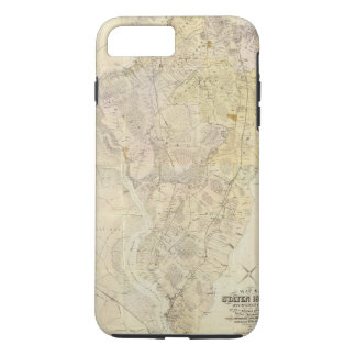 合成のスタテン島 iPhone 8 PLUS/7 PLUSケース