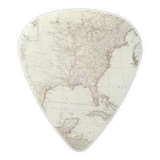 合成の北アメリカ2 アセタール ギターピック