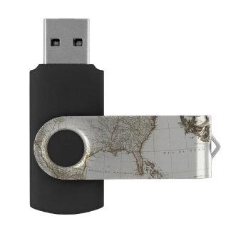 合成の北アメリカ2 USBフラッシュドライブ