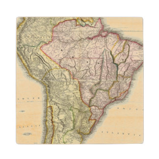 合成の南アメリカ、西インド諸島 ウッドコースター