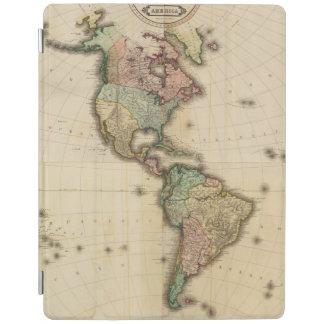 合成アメリカ2 iPadスマートカバー