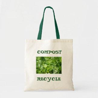 合成物及びリサイクルの環境にやさしいバッグ トートバッグ