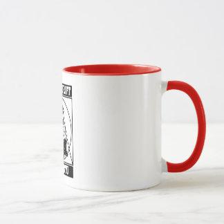 合気道のコーヒーカップ マグカップ