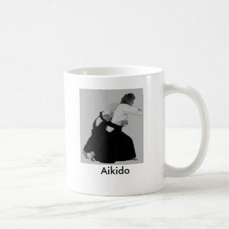 合気道のマグ コーヒーマグカップ