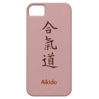 合気道の主義 iPhone SE/5/5s ケース