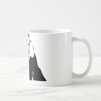合気道の技術 コーヒーマグカップ