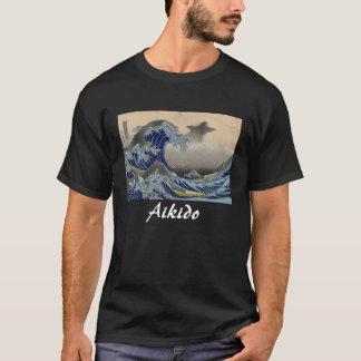 合気道の日本のな武道 Tシャツ