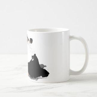 合気道のnage コーヒーマグカップ