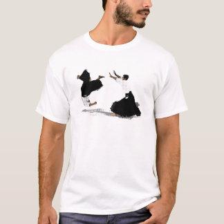 合気道のnage tシャツ