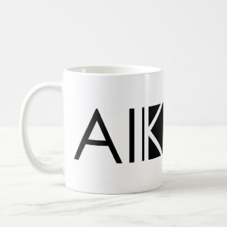 合気道 コーヒーマグカップ