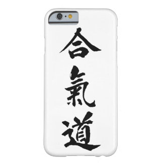 合気道 BARELY THERE iPhone 6 ケース