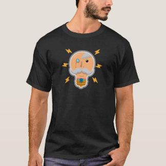 合計のアイディア-公式のカスタマイズ可能なロゴのTシャツ Tシャツ
