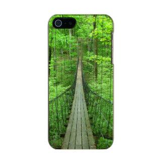 吊り橋 メタリックiPhone SE/5/5sケース