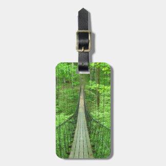吊り橋 ラゲッジタグ