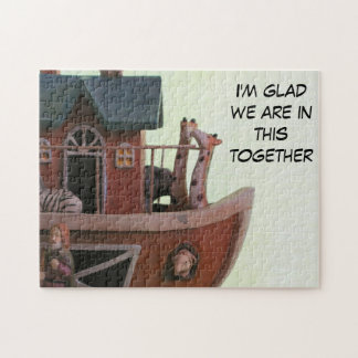 同じボート ジグソーパズル