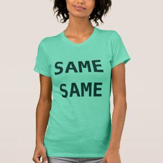 同じ同じ! Tシャツ