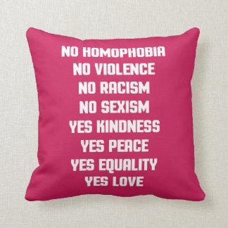 同性愛恐怖症の引用文無し クッション