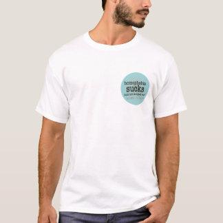 同性愛恐怖症はティーを吸います Tシャツ