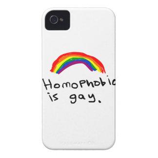 同性愛恐怖症は陽気なiphone 4ケースです Case-Mate iPhone 4 ケース