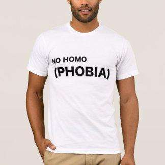 同性愛恐怖症無し Tシャツ