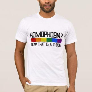 同性愛恐怖症 Tシャツ