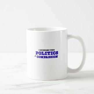 同情の政治 コーヒーマグカップ